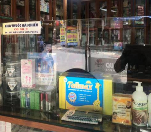 Địa chỉ nhà thuốc bán Tallmax Tăng chiều cao tại Đan Phượng, Hà Nội